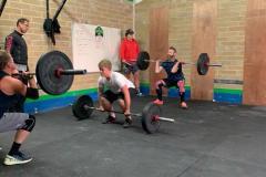Boys-lifting